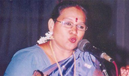 Girija Ramaswamy