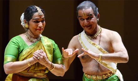Dhananjayan and Shanta Dhananjayan