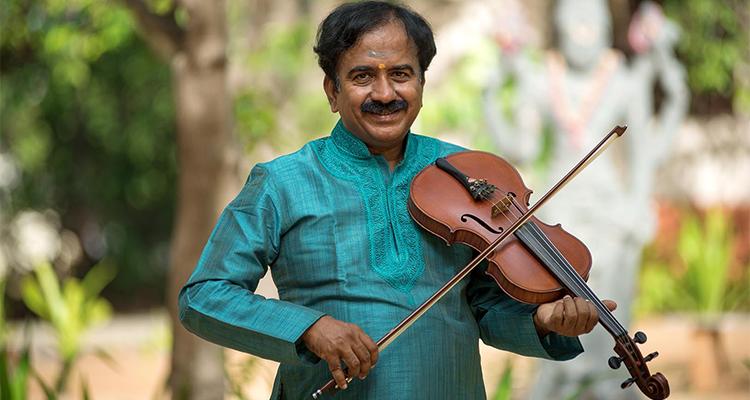 Lalgudi G.J.R Krishnan