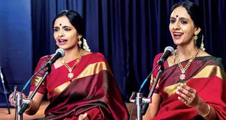 Ranjani and Gayatri
