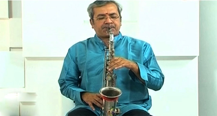 Saxophone G Ramanathan