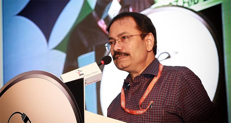 T K Ramachandran IAS