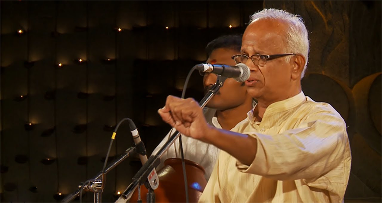 T.V.Sankaranarayanan
