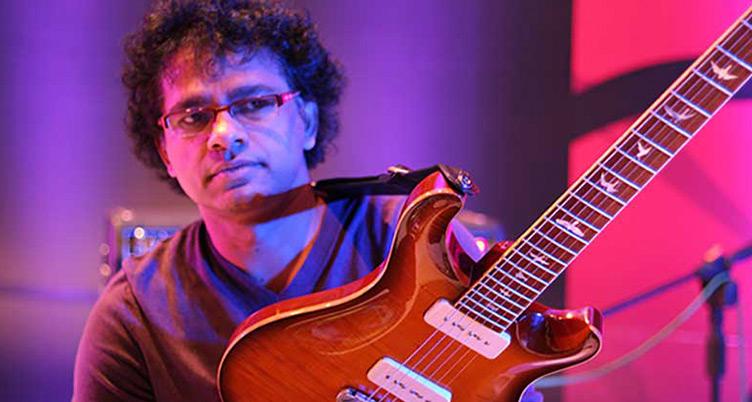 Guitarist Prasanna