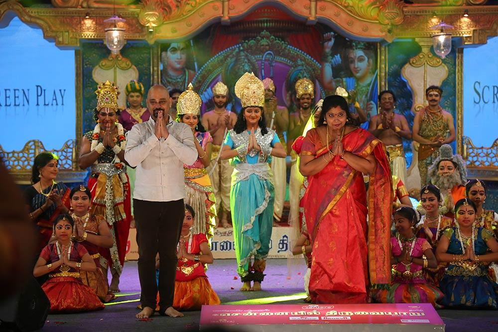 Madurai R.Muralidharan – A Dance Musicals at Chennaiyil Thiruvaiyaru – Season 11