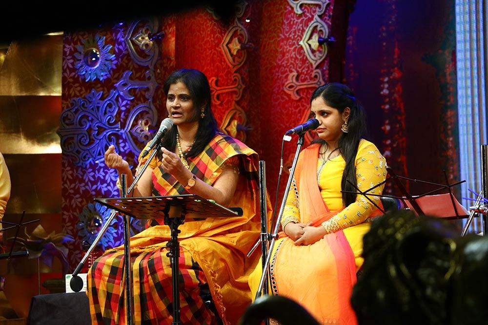 Subhasree Thanikachalam – Vocal at Chennaiyil Thiruvaiyaru – Season 13