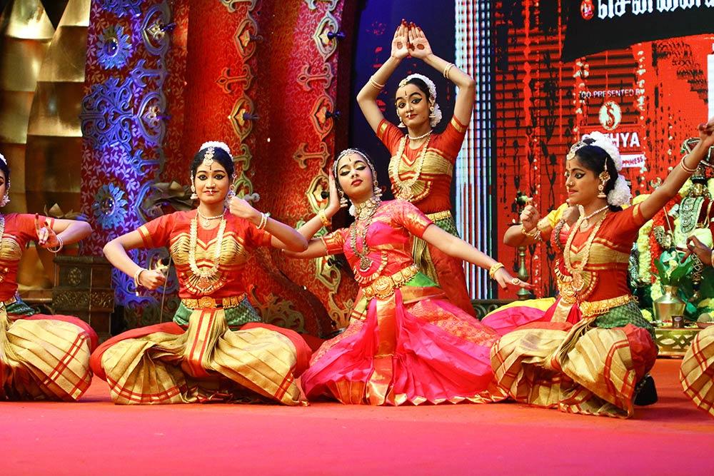 Sesodia Periaswamy – Bharathanatyam at Chennaiyil Thiruvaiyaru – Season 13