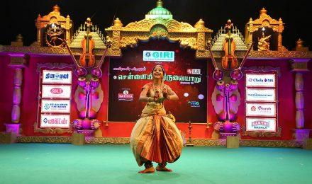 Urmila Sathyanarayanan – Bharatanatyam at Chennaiyil Thiruvaiyaru – Season 10