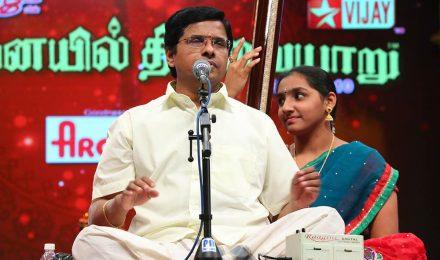 Dr.Ganesh – Vocal at Chennaiyil Thiruvaiyaru – Season 10