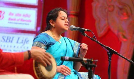 Sharanya Sriram – Vocal at Chennaiyil Thiruvaiyaru – Season 10