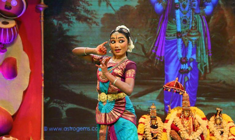 Vithisha – Bharatanatyam at Chennaiyil Thiruvaiyaru – Season 10