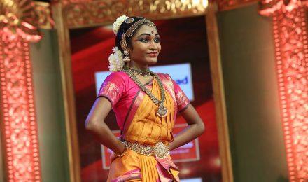 Vithisha - Bharatanatyam at Chennaiyil Thiruvaiyaru – Season 12