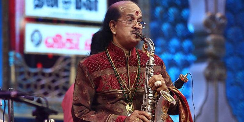 சாக்ஸபோன் இசைக் கலைஞர் `பத்மஸ்ரீ' கத்ரி கோபால்நாத் காலமானார்!