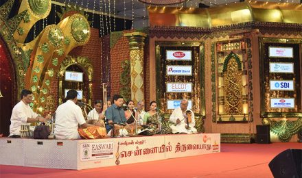 Dr. Ganesh – Vocal at Chennaiyil Thiruvaiyaru – Season 15