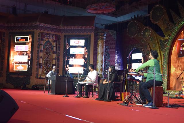 Anil Srinivasan – Piano at Chennaiyil Thiruvaiyaru – Season 15