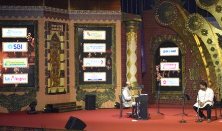 Anil Srinivasan – Piano at Chennaiyil Thiruvaiyaru – Season 15