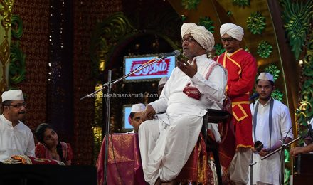 Kadayanallur Tukaram Ganapathy – Discourse at Chennaiyil Thiruvaiyaru – Season 15