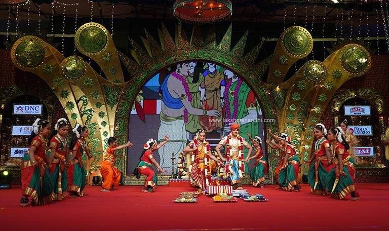 Sri Annai Natyalaya – Bharathanatiyam at Chennaiyil Thiruvaiyaru – Season 15