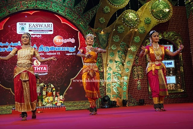 Nisha Devi – Bharathanatiyam at Chennaiyil Thiruvaiyaru – Season 15
