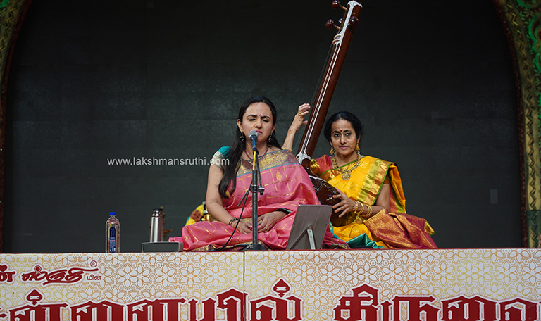 Deepika – Vocal at Chennaiyil Thiruvaiyaru – Season 15