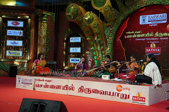 Pravagam – Fusion at Chennaiyil Thiruvaiyaru – Season 15